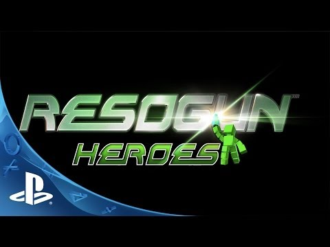 Anunciada una versión de Resogun para PS Vita