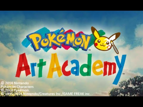 Aprende a dibujar a Yveltal con Pokémon Art Academy