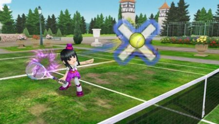 Everybody´s Tennis - Ve entrenando a tu tenista antes del lanzamiento del juego... - Noticia para Everybody's Tennis