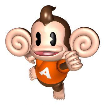 Aiai de Super Monkey Ball