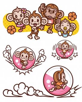 Aiai de Super Monkey Ball