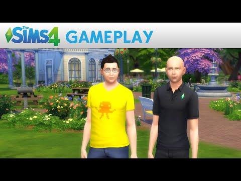 Experimenta con las emociones en Los Sims 4