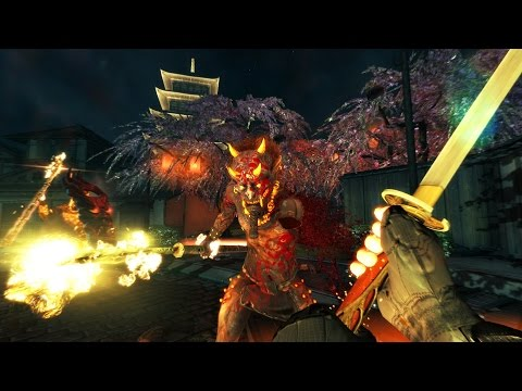 Las espectaculares secuencias de Shadow Warrior, en vídeo