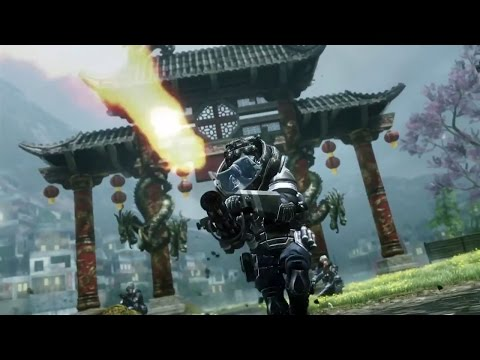 Showtime, el último mapa DLC para Extintion en Call of Duty Ghost