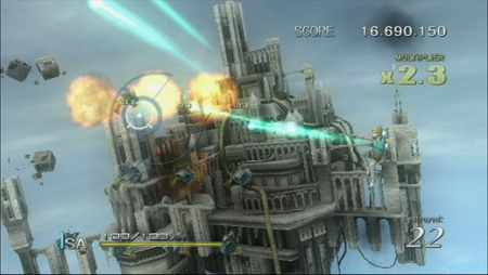 Sin and Punishment: Star Successor - Wii recibirá la nueva obra maestra de Treasure en Mayo - Noticia para Sin and Punishment: Successor of the Sky