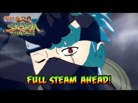 Los chicos vestirán traje y las chicas bikini en Naruto Shippuden: Ultimate Ninja Storm Revolution