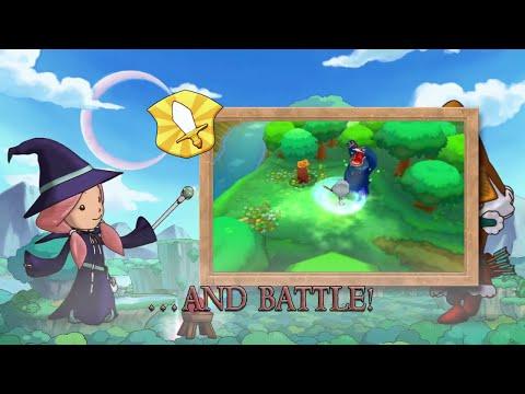 Nintendo nos muestra el mundo de Reveria en Fantasy Life