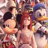 Kingdom Hearts II consola