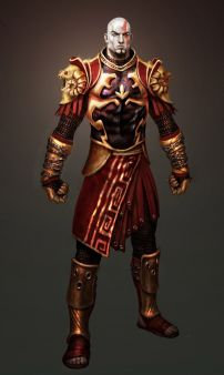 Kratos, el héroe de God of War