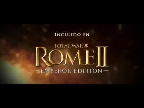 Disfruta del espectacular tráiler de lanzamiento de Total War: Rome II - Emperor Edition