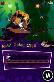 Earthworm Jim - La adaptación para DSi aprovechará las posibilidades de la cámara