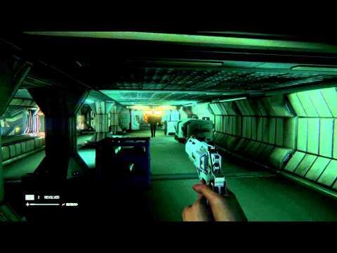 Las bengalas, armas de distracción en Alien: Isolation