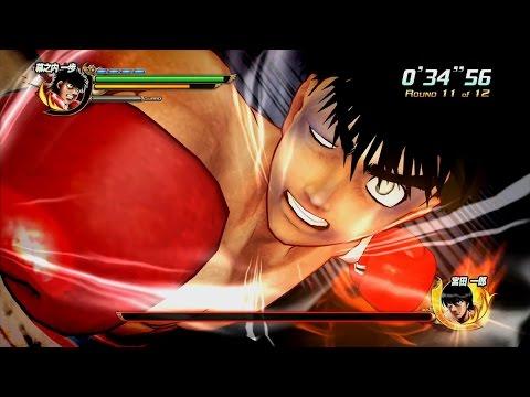 El arte del boxeo animado en un nuevo vídeo de Hajime no Ippo