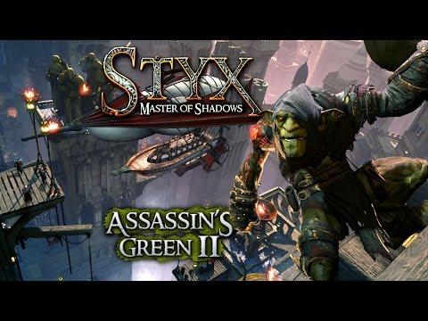 Asalta la Torre de Akenash en Styx: Master of Shadows