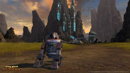 Star Wars : The Old Republic muestra su potencial en vídeo