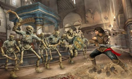 Prince of Persia: Las Arenas Olvidadas - ¿Acabar con un demonio? Sólo hay que saber utilizar las fuerzas elementales... - Noticia para Prince of Persia: Las Arenas Olvidadas