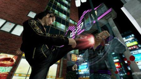 Yakuza PSP - SEGA nos presenta a su nuevo anti-héroe