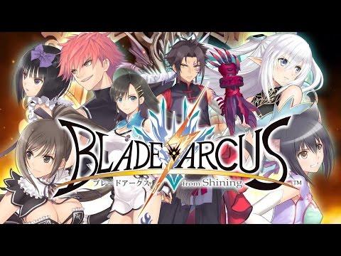 Blade Arcus, el arcade de lucha basado en la saga Shining, se estrenará en PS3 y PS4