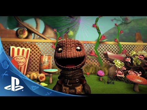 Diario de desarrollo - LittleBigPlanet 3