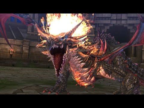 Nuevos dragones desvelados en imágenes de Shining Resonance