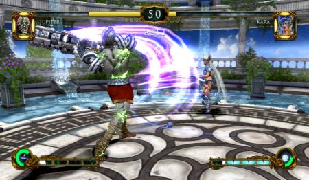Tournament of Legends - Gladiator A.D. regresa convertido en un duelo de estrellas mitológicas