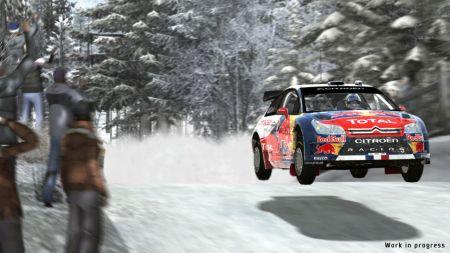 W.R.C. nuevas imágenes mostradas en el E3