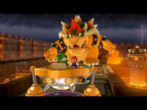 Bowser ruge en un nuevo avance de Mario Party 10