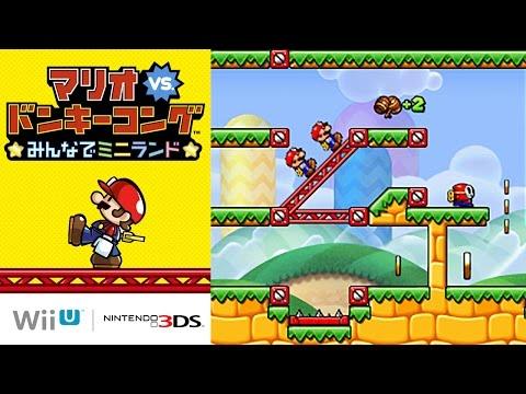Los divertidos puzles de Mario vs. Donkey Kong: Tipping Stars, en vídeo