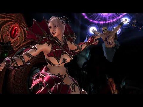 SoulCalibur Lost Swords echa el cierre
