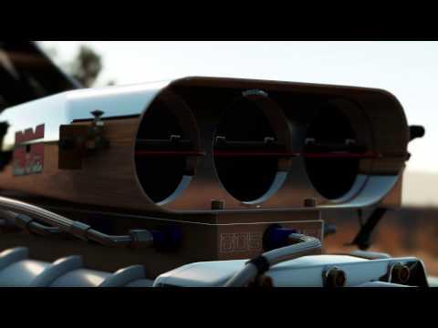 Alucina con los coches trucados de Forza Horizon 2 Presenta Fast & Furious