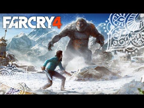 Nos enfrentamos a los monstruos del Valle de los Yetis, el nuevo DLC de Far Cry 4