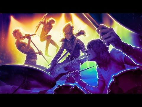 10 nuevos temas musicales para Rock Band 4