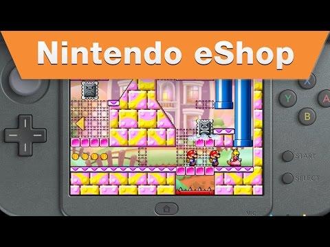 Los divertidos juguetes de Mario vs. Donkey Kong: Tipping Stars, en vídeo