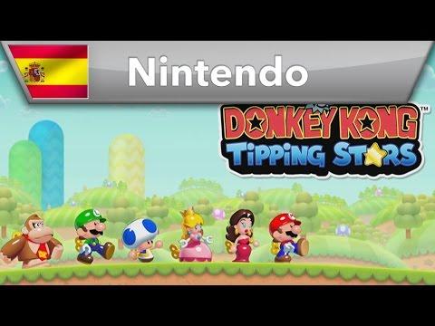 Los divertidos juguetes de Mario vs. Donkey Kong: Tipping Stars, en vídeo - Noticia para Mario vs. Donkey Kong: Tipping Stars