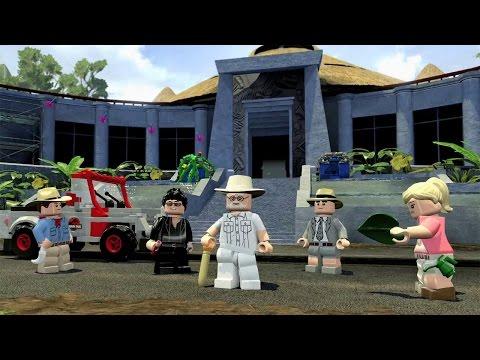Más de 20 tipos de dinosaurios confirmados para LEGO Jurassic World