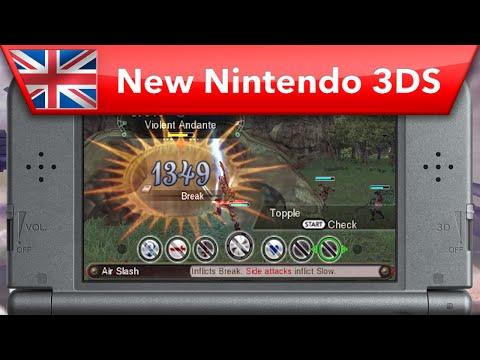 Nintendo presentará en el Salón del Manga de Jerez Xenoblade Chronicles 3D para New Nintendo 3DS