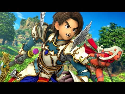 Dragon Quest X: Awakening of the Five Tribes también tendrá versión PS4