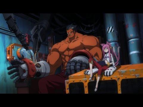 Así es el modo historia ampliado de BlazBlue: Chrono Phantasma Extend