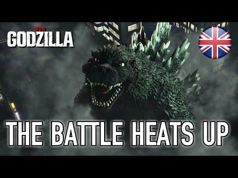 Mecha Godzilla, el Kaiju Mecánico, muestra su poder en Godzilla