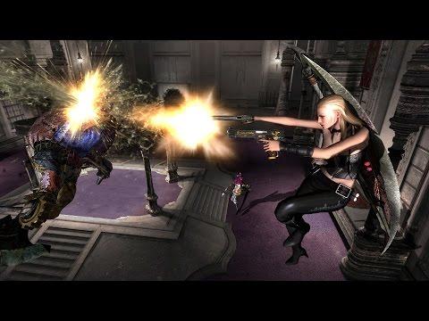 Trish, Lady y Vergil luchan a muerte en Devil May Cry 4: Special Edition