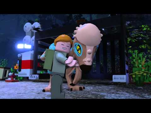 Un Tour VIP por el parque de LEGO Jurassic World