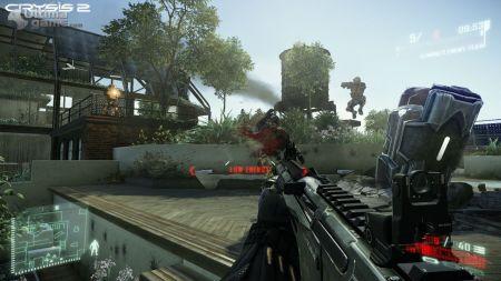 Crysis 2 - Crytek nos asombra con las primeras capturas directas