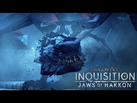 Se presenta Trespasser, el nuevo DLC de Dragon Age: Inquisition