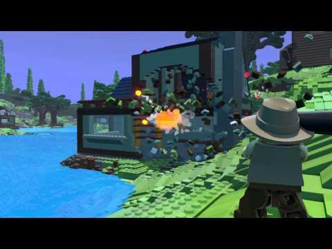 LEGO Worlds también llegará a Switch, además de a Xbox One y PS4