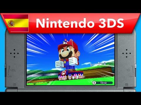 Papel y 3D se enfrentan en Mario & Luigi: Paper Jam para Nintendo 3DS