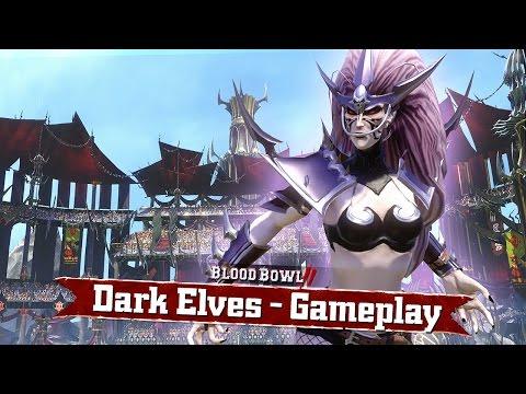 Los Enanos se enfrentan a los Skaven en Blood Bowl 2