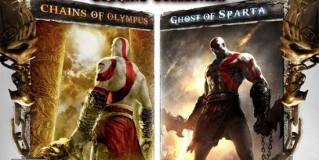 God of War Collection Volumen II