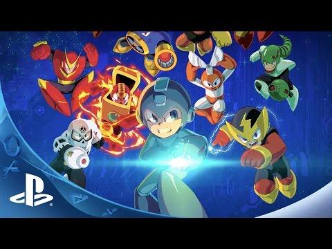 La colección completa de Mega Man, ahora también en Switch