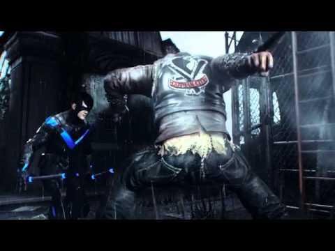 Robin y Catwoman, protagonistas del nuevo DLC de Batman: Arkham Knight