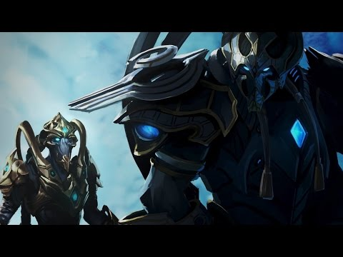 Blizzard cambia la interfaz de juego de StarCraft II Legacy of the Void
